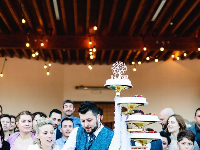 Il matrimonio di Andrea e Caterina a Gemona del Friuli, Udine 283