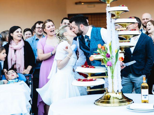 Il matrimonio di Andrea e Caterina a Gemona del Friuli, Udine 288