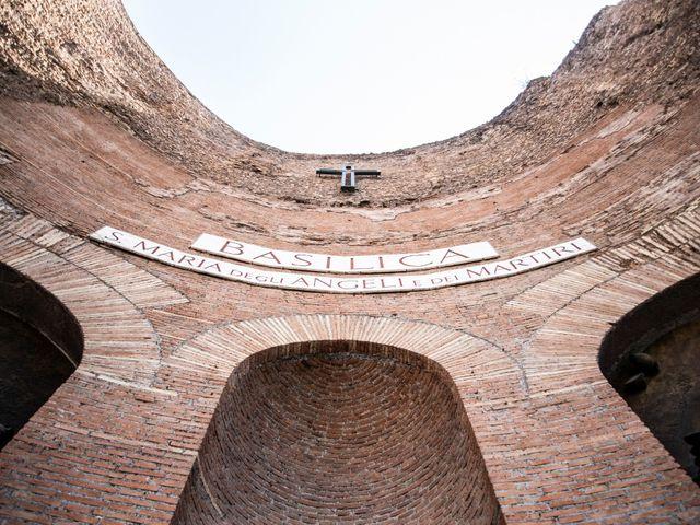 Il matrimonio di Roberto e Rachele a Roma, Roma 3
