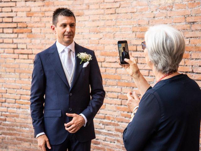 Il matrimonio di Roberto e Rachele a Roma, Roma 4