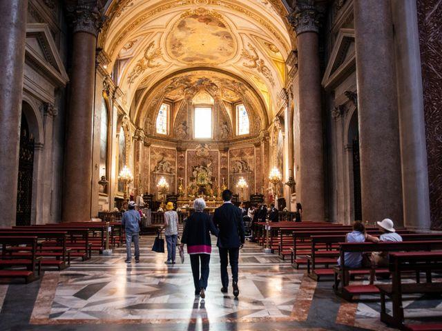 Il matrimonio di Roberto e Rachele a Roma, Roma 5