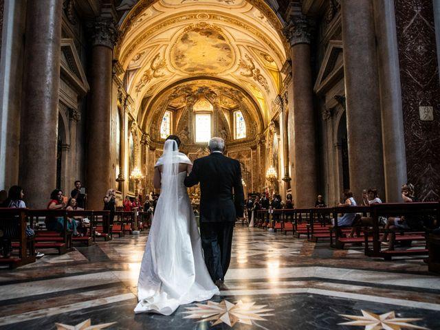 Il matrimonio di Roberto e Rachele a Roma, Roma 10