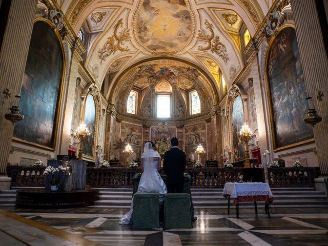 Il matrimonio di Roberto e Rachele a Roma, Roma 12