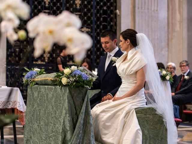 Il matrimonio di Roberto e Rachele a Roma, Roma 17
