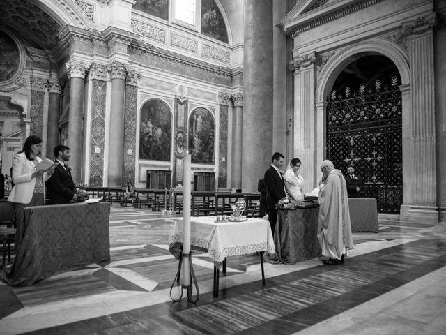 Il matrimonio di Roberto e Rachele a Roma, Roma 18