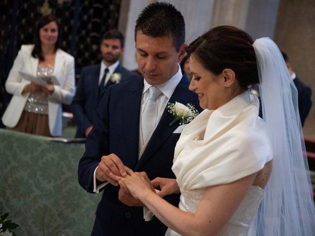 Il matrimonio di Roberto e Rachele a Roma, Roma 19