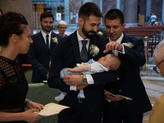 Il matrimonio di Roberto e Rachele a Roma, Roma 20