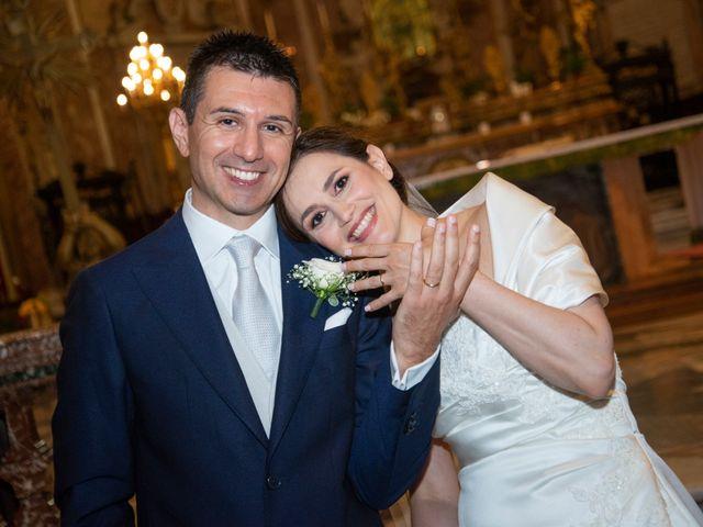 Il matrimonio di Roberto e Rachele a Roma, Roma 25