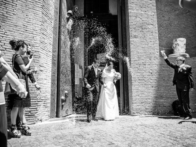 Il matrimonio di Roberto e Rachele a Roma, Roma 26