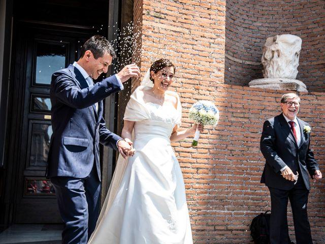 Il matrimonio di Roberto e Rachele a Roma, Roma 27