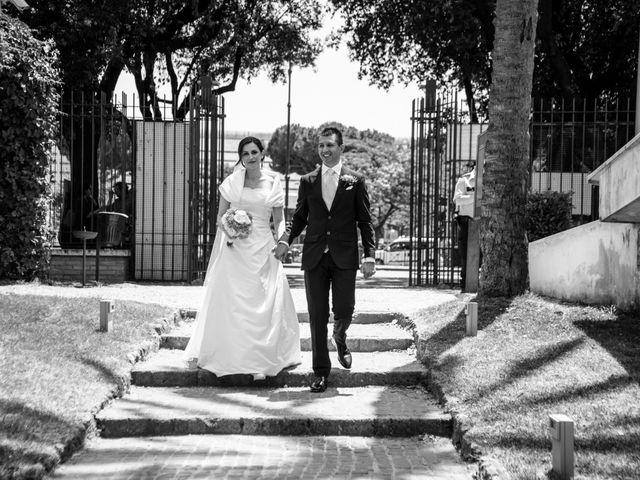 Il matrimonio di Roberto e Rachele a Roma, Roma 29