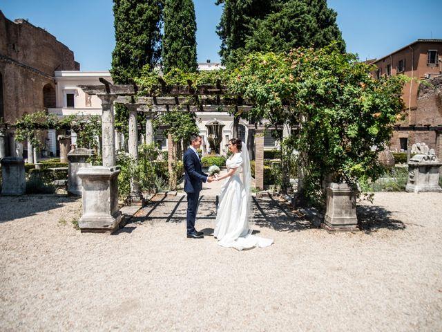 Il matrimonio di Roberto e Rachele a Roma, Roma 30