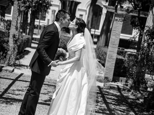 Il matrimonio di Roberto e Rachele a Roma, Roma 31