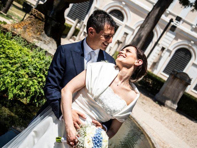 Il matrimonio di Roberto e Rachele a Roma, Roma 33
