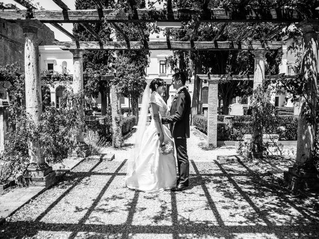 Il matrimonio di Roberto e Rachele a Roma, Roma 36