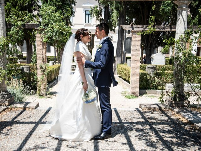 Il matrimonio di Roberto e Rachele a Roma, Roma 37