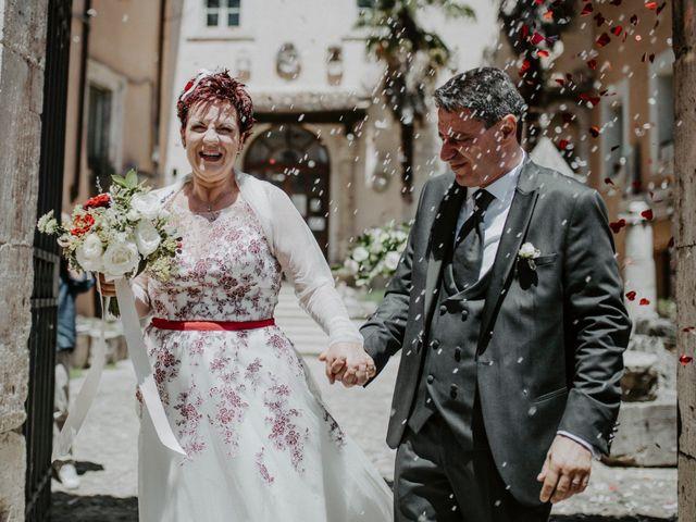 Le nozze di Maria Laura e Luigi