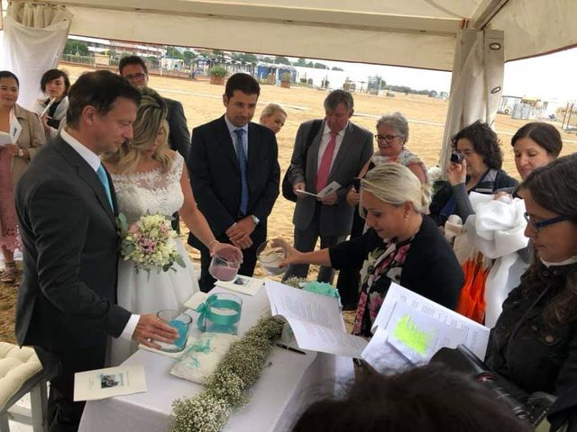 Il matrimonio di Anders  e Alessandra  a San Michele al Tagliamento, Venezia 6