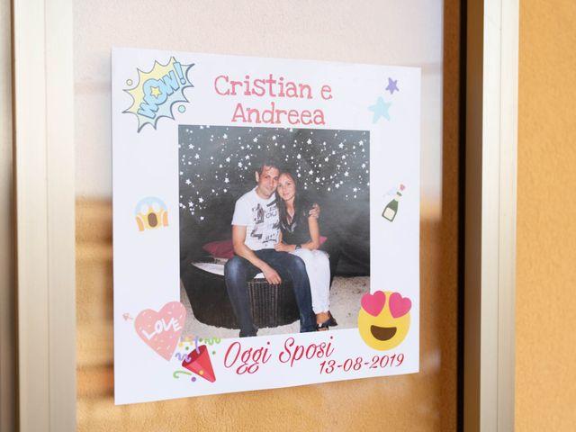 Il matrimonio di Cristian e Andrea Silvia a Montenero di Bisaccia, Campobasso 3