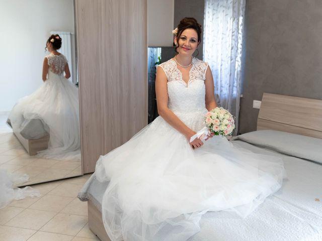 Il matrimonio di Cristian e Andrea Silvia a Montenero di Bisaccia, Campobasso 15