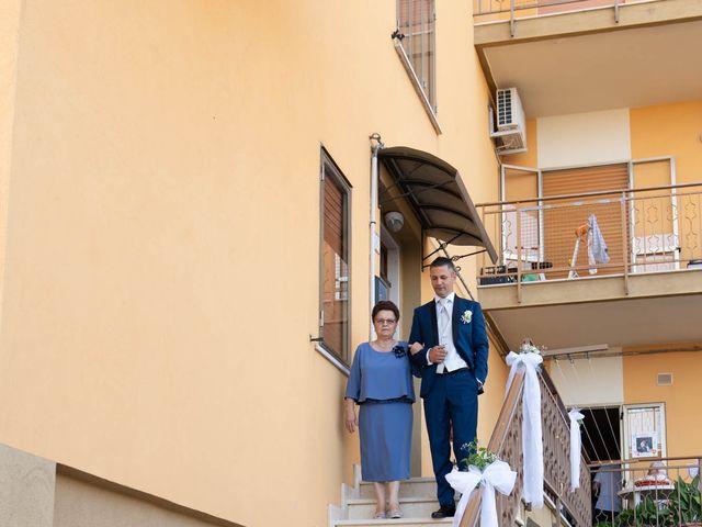 Il matrimonio di Cristian e Andrea Silvia a Montenero di Bisaccia, Campobasso 18