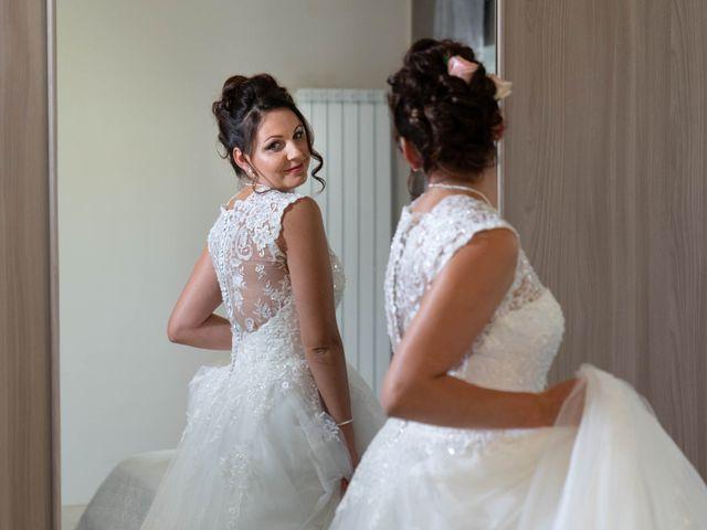 Il matrimonio di Cristian e Andrea Silvia a Montenero di Bisaccia, Campobasso 20