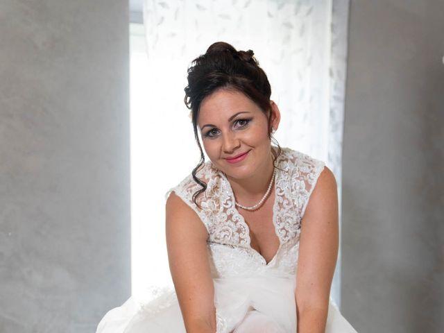 Il matrimonio di Cristian e Andrea Silvia a Montenero di Bisaccia, Campobasso 21