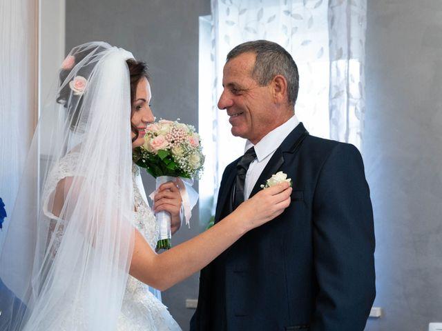 Il matrimonio di Cristian e Andrea Silvia a Montenero di Bisaccia, Campobasso 24