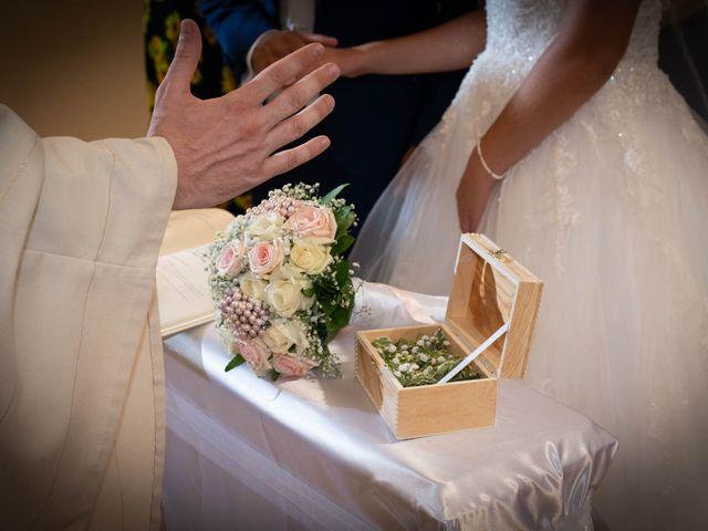 Il matrimonio di Cristian e Andrea Silvia a Montenero di Bisaccia, Campobasso 30