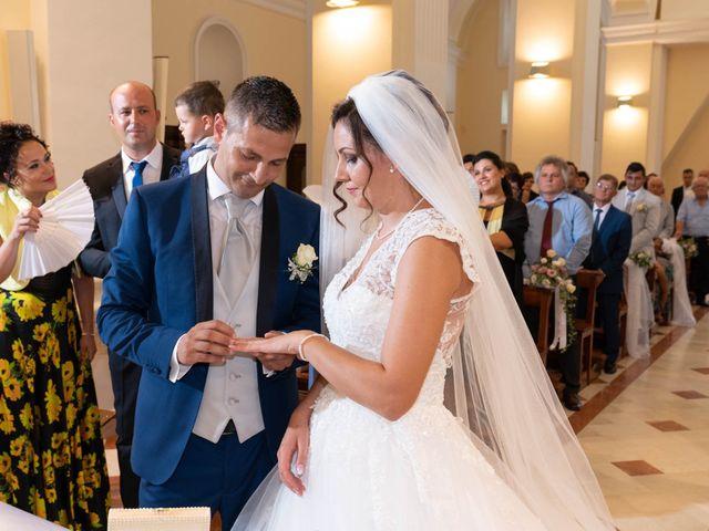 Il matrimonio di Cristian e Andrea Silvia a Montenero di Bisaccia, Campobasso 31