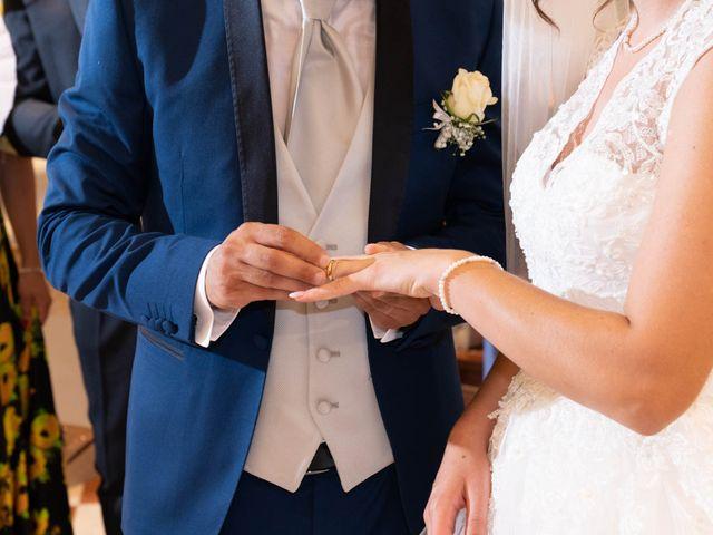 Il matrimonio di Cristian e Andrea Silvia a Montenero di Bisaccia, Campobasso 32
