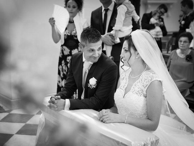 Il matrimonio di Cristian e Andrea Silvia a Montenero di Bisaccia, Campobasso 33