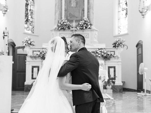 Il matrimonio di Cristian e Andrea Silvia a Montenero di Bisaccia, Campobasso 34