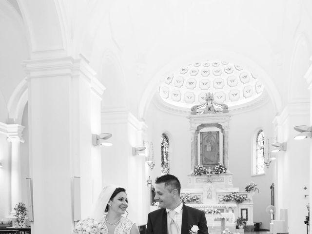 Il matrimonio di Cristian e Andrea Silvia a Montenero di Bisaccia, Campobasso 36