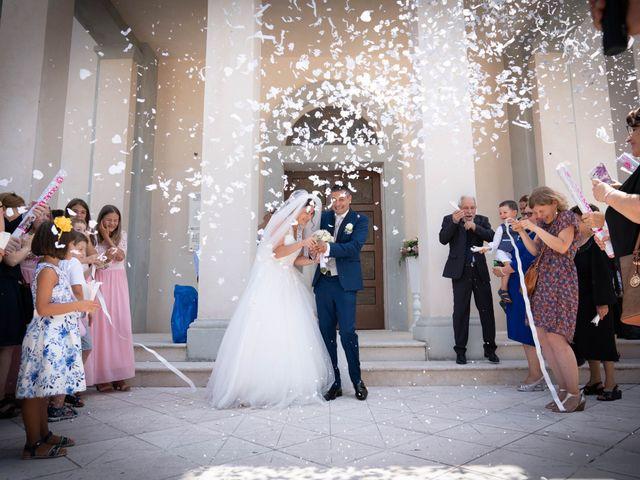 Il matrimonio di Cristian e Andrea Silvia a Montenero di Bisaccia, Campobasso 37