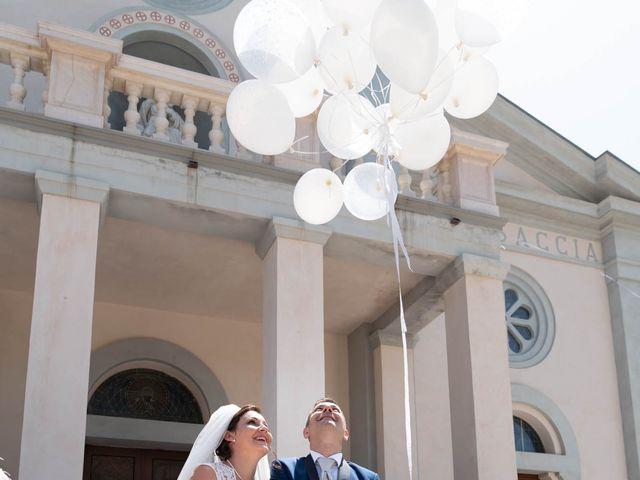 Il matrimonio di Cristian e Andrea Silvia a Montenero di Bisaccia, Campobasso 38