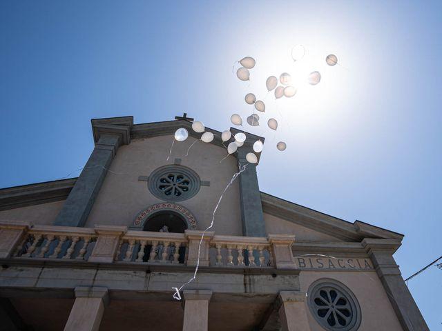 Il matrimonio di Cristian e Andrea Silvia a Montenero di Bisaccia, Campobasso 39