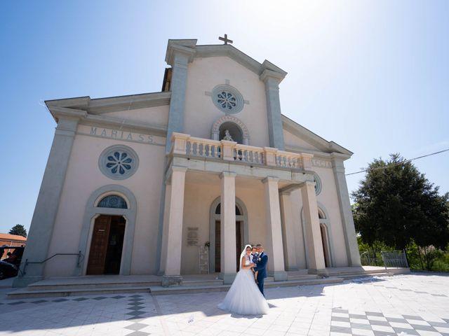 Il matrimonio di Cristian e Andrea Silvia a Montenero di Bisaccia, Campobasso 40