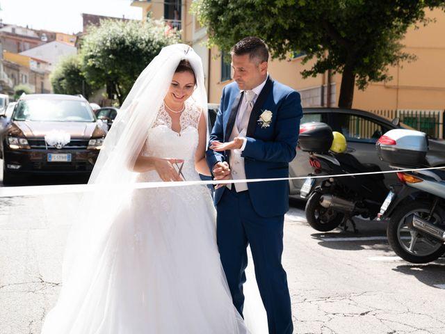 Il matrimonio di Cristian e Andrea Silvia a Montenero di Bisaccia, Campobasso 41
