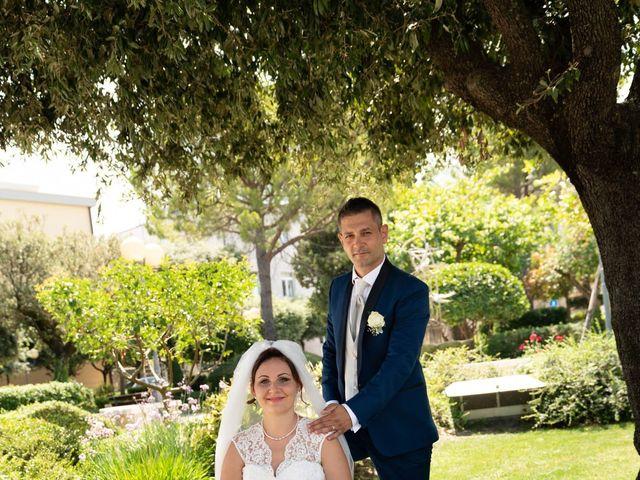 Il matrimonio di Cristian e Andrea Silvia a Montenero di Bisaccia, Campobasso 43
