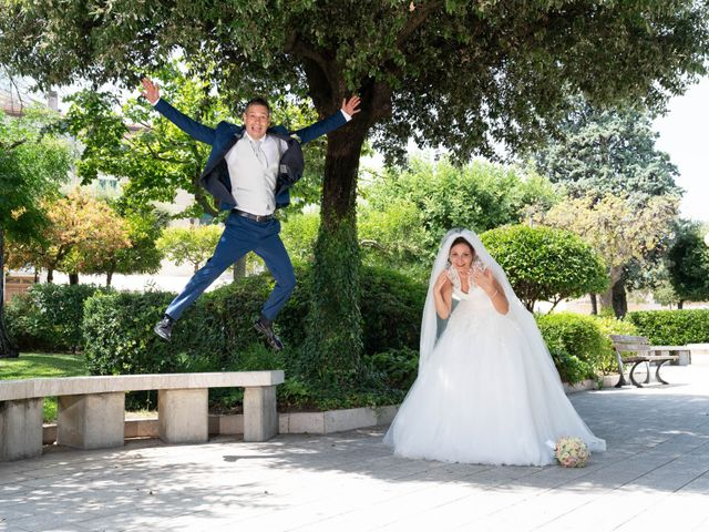 Il matrimonio di Cristian e Andrea Silvia a Montenero di Bisaccia, Campobasso 44