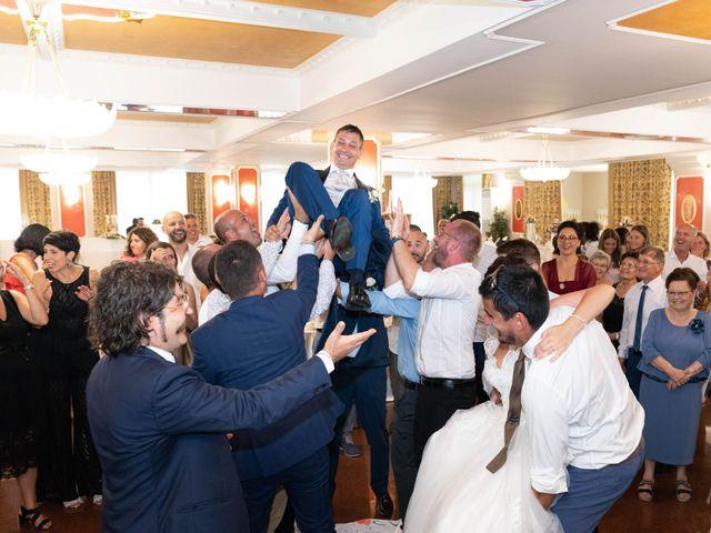 Il matrimonio di Cristian e Andrea Silvia a Montenero di Bisaccia, Campobasso 47