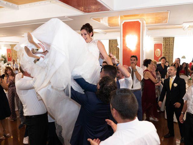 Il matrimonio di Cristian e Andrea Silvia a Montenero di Bisaccia, Campobasso 48