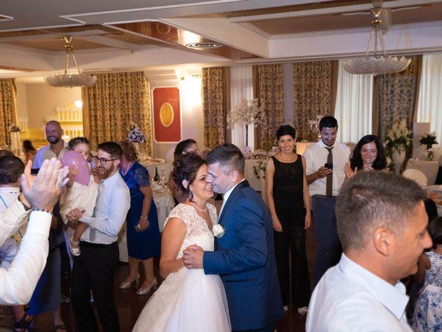 Il matrimonio di Cristian e Andrea Silvia a Montenero di Bisaccia, Campobasso 52