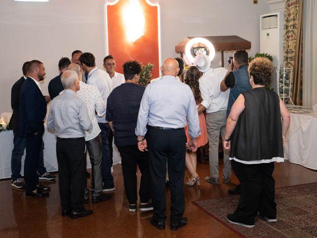 Il matrimonio di Cristian e Andrea Silvia a Montenero di Bisaccia, Campobasso 53