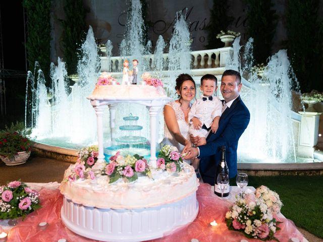 Il matrimonio di Cristian e Andrea Silvia a Montenero di Bisaccia, Campobasso 61