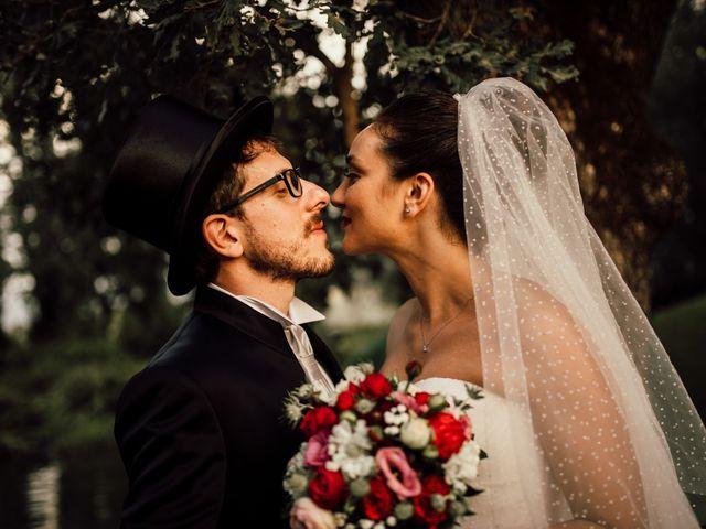 Le nozze di Antonella e Sante