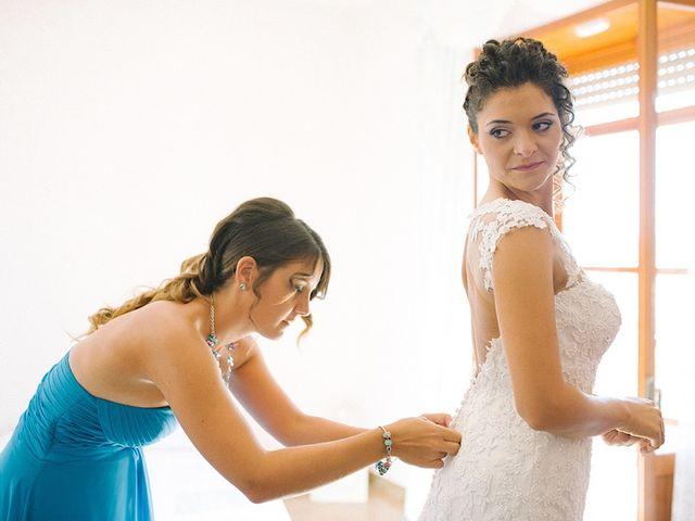 Il matrimonio di Patrizio e Veronica a Sabaudia, Latina 17