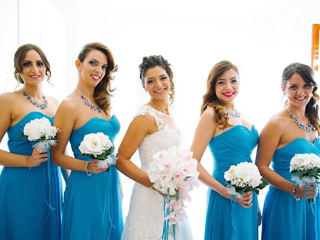 Il matrimonio di Patrizio e Veronica a Sabaudia, Latina 21