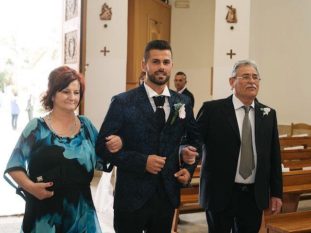 Il matrimonio di Patrizio e Veronica a Sabaudia, Latina 25